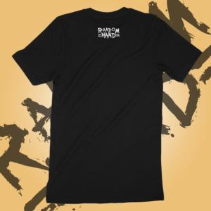 Leaders – T-shirt – Black