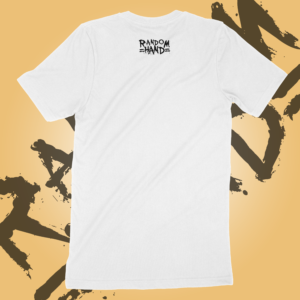 Leaders – T-shirt – White