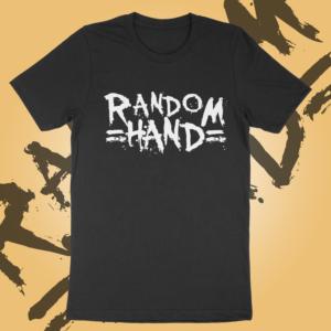Logo – T-shirt – Black