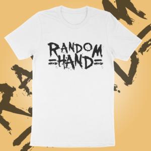 Logo – T-shirt – White