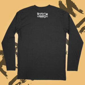 SCUM – Sweatshirt – Black