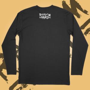 SCUM – Sweatshirt – Black