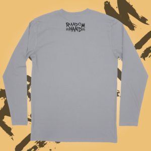 SCUM – Sweatshirt – Grey